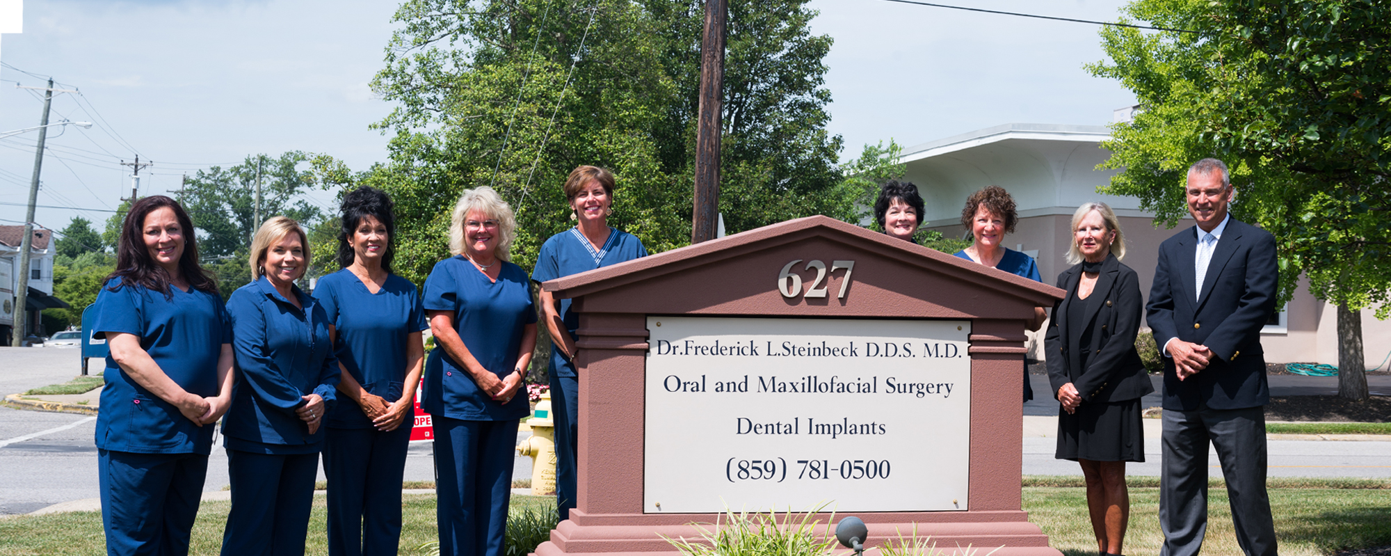 F  L  Steinbeck, DDS, MD | Oral Surgeon Fort Thomas KY